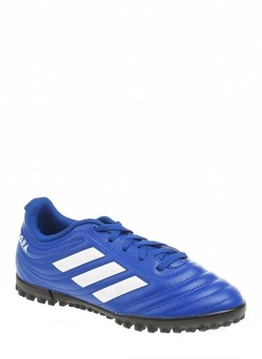 adidas Adidas 293316 Copa 20.4 Erkek Çocuk Halı Saha Ayakkabı Mavi
